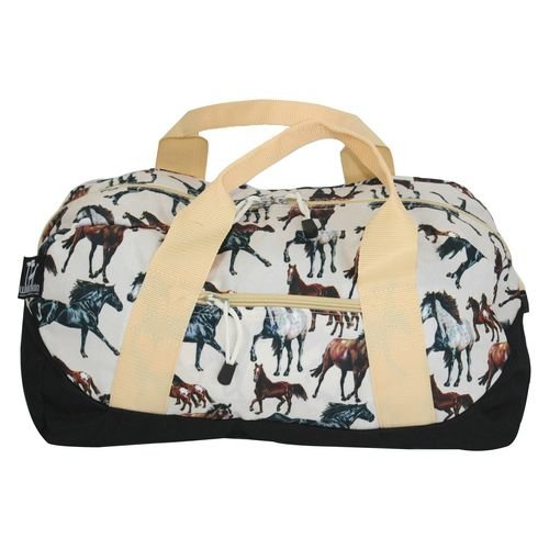 Wildkin Overnighter Duffle, Horse Dreams