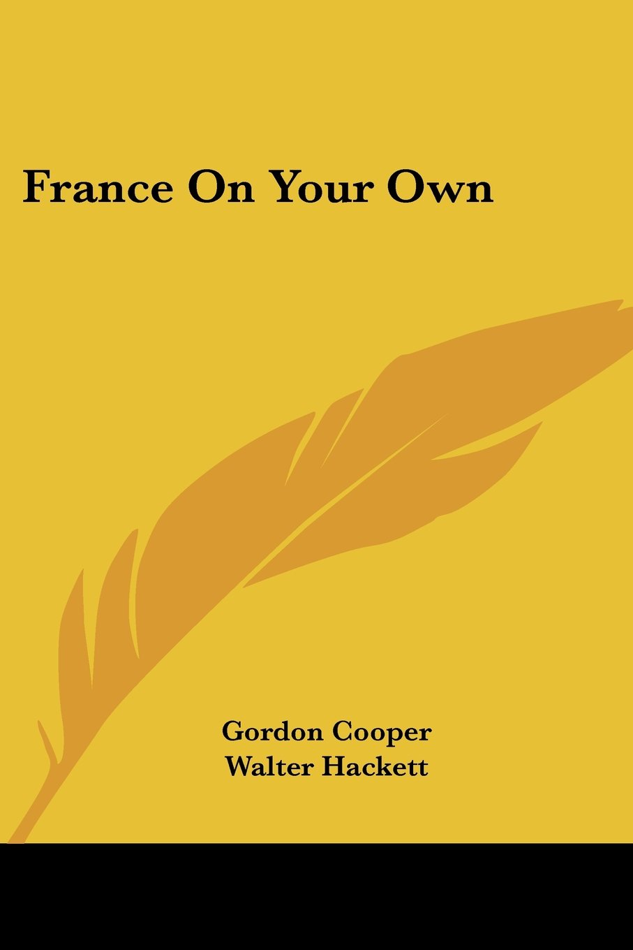 France On Your Own pdf