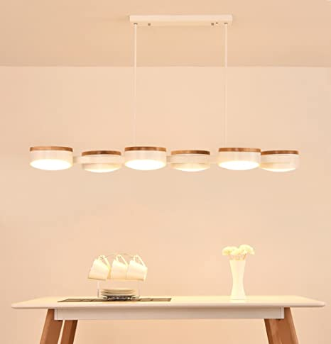 illuminazione Lampadario in legno Lampadario in legno da soggiorno ...