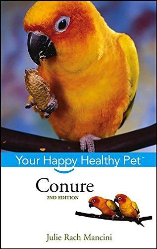 Conure: Your Happy Healthy Pet PDF