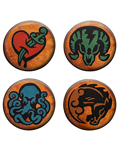 Official Sanshee BioShock Infinite - Vigor Button Pack: Series 2 (Irrational Games)