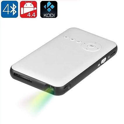 Amazon.com: TIAOTIAO Mini DLP Projector, LED Source Video ...