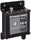 Linear XR-4 4-Channel Mid-Range Receiver, Black