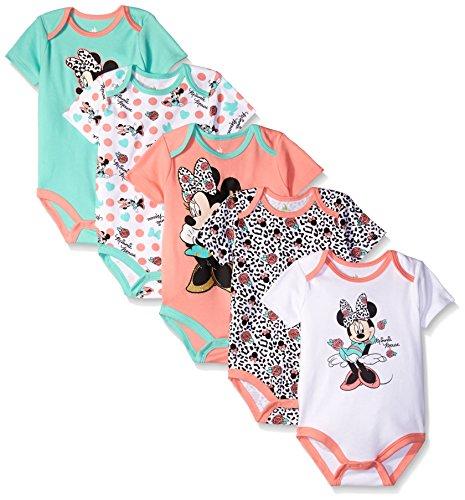 Disney Girls Minnie Mouse Bodysuits