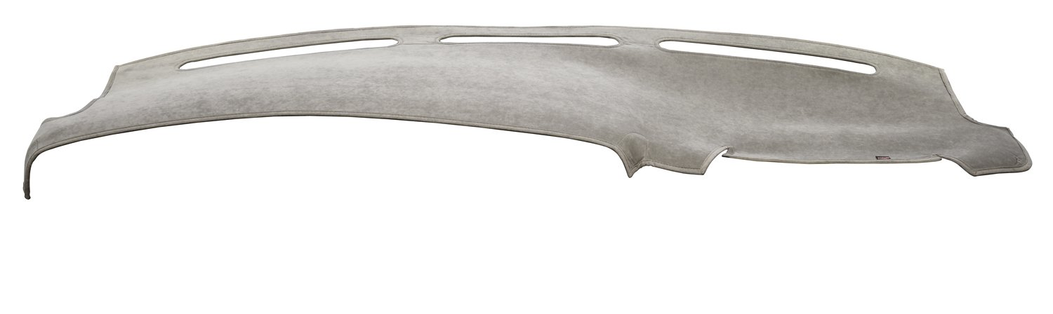 DashMat SuedeMat Dashboard Cover Toyota Land Cruiser 80867-00-47 Faux-Suede, Gray