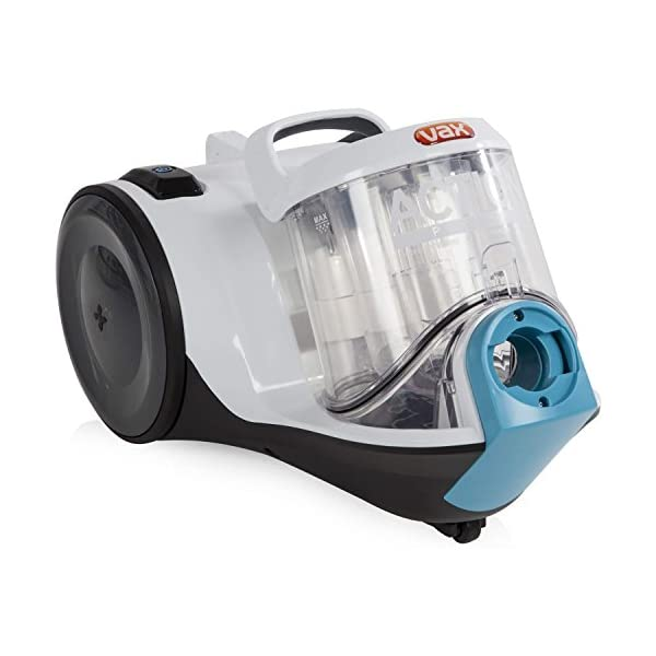 Vax C85ADPE Action Pet Cylinder Vacuum, 1800 W