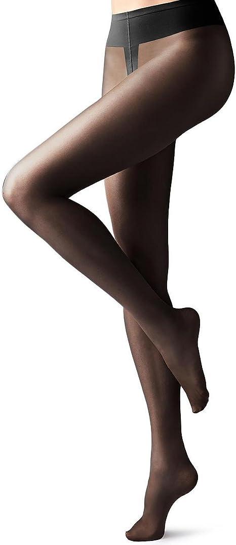 Women/'s Denier Sheer to Waist Summer Run Resist Ultra Sheer Pantyhose//Tights