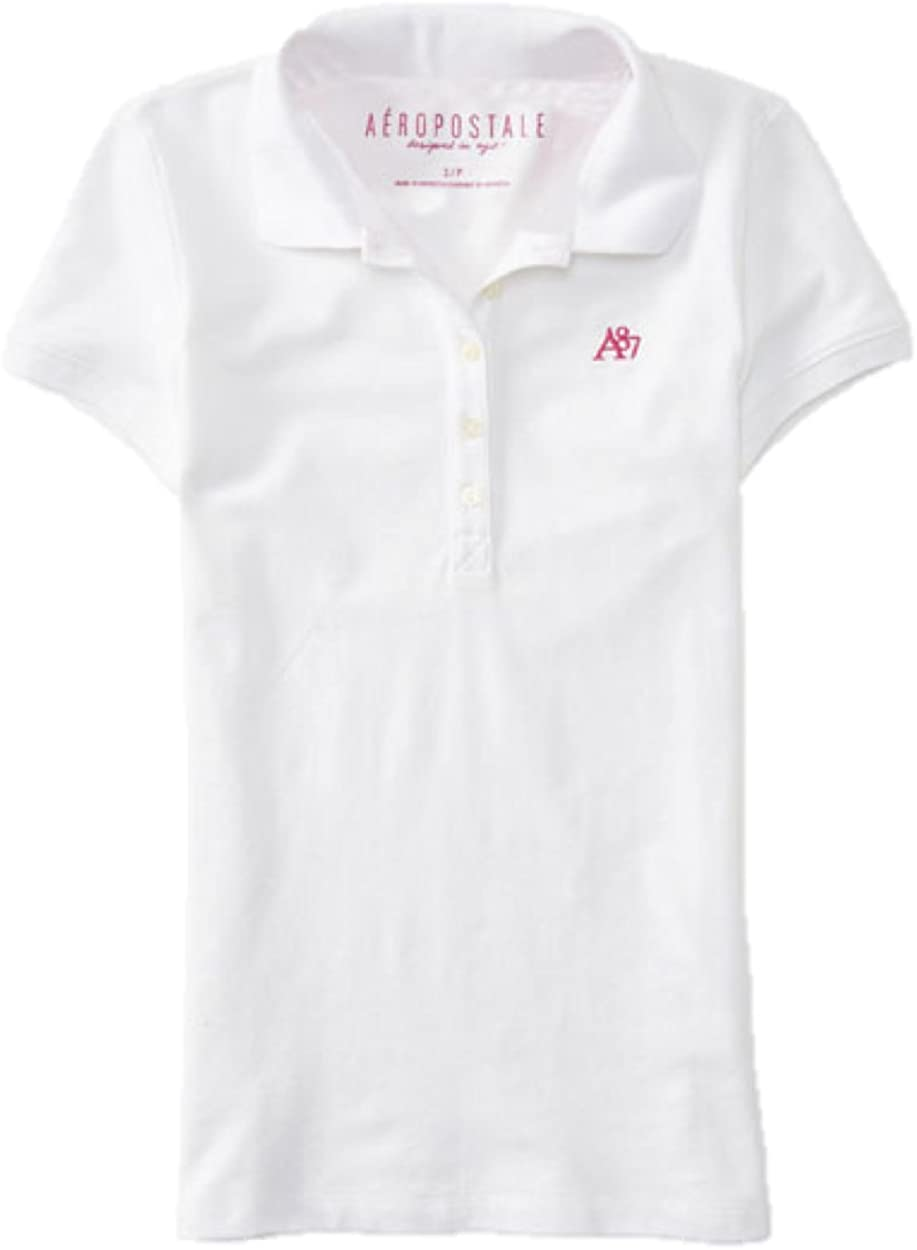 Aeropostale Women's Polo Shirt