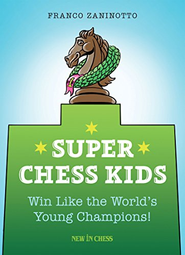 Super Chess Kids: Win Like the World's Young - Puzzle Kids Chess