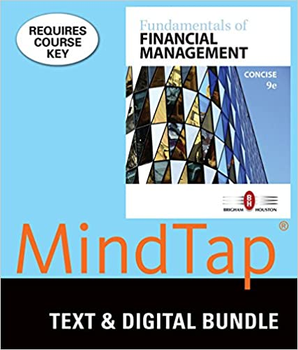 Bundle: Fundamentals of Financial Management, Concise Edition, 9th + LMS Integrated for MindTap Finance, 1 term (6 months) Printed Access Card