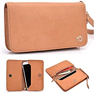 Genuine Leather Case for Spice Mi-422 Smartflo Pace Phone Cover
