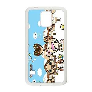 Cartoon Sweet Black Samsung Galaxy S5 case