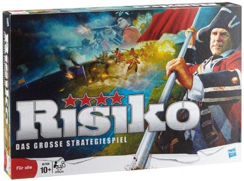 Hasbro Gaming Risk, Juego de Estrategia