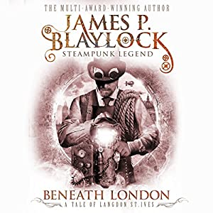 Beneath London Audiobook