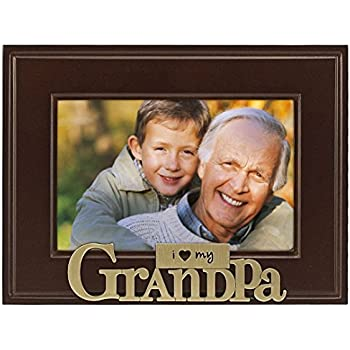 Amazon.com - Only The Best Dads Get Promoted to Grandpa 4x6 Inch ...
