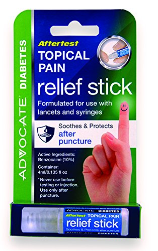 Advocate Aftertest Topical Pain Relief Stick, 0.7 ()