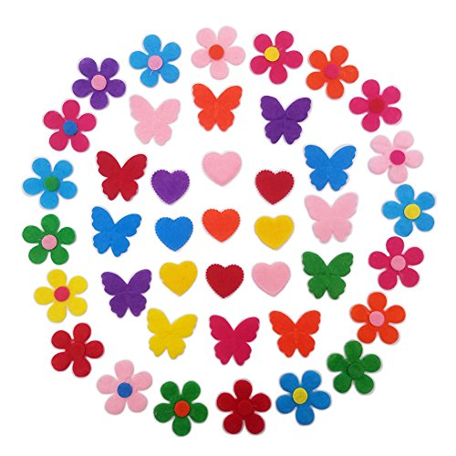 Heart Fabric Embellishment - 1