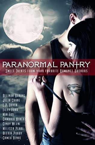 book cover of Paranormal Pantry