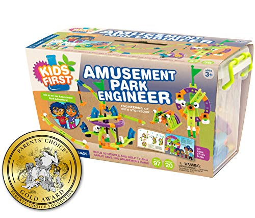 Amusement Park - Kids First Amusement Park Engineer Kit