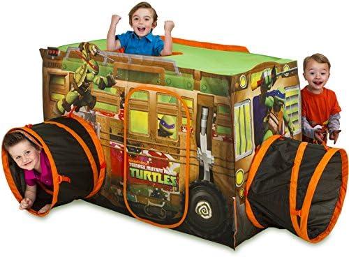 Playhut Teenage Mutant Ninja Turtle Shell Raiser Vehicle