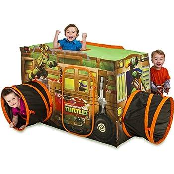 Playhut Teenage Mutant Ninja Turtle Shell Raiser Vehicle  sc 1 st  Amazon.com & Amazon.com: Playhut Teenage Mutant Ninja Turtle Shell Raiser ...