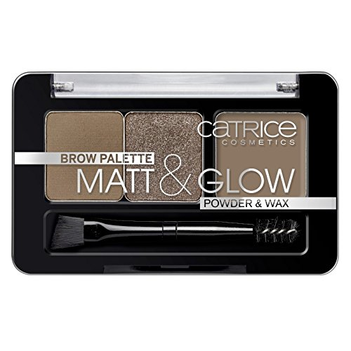 Catrice Augen Augenbrauenprodukte Brow Palette Matt & Glow Nr. 010 Now FlASH Lights 2 g
