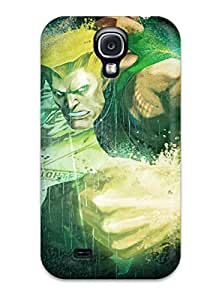 New Galaxy S4 Case Cover Casing(street Fighter Guile)