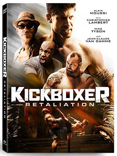 DVD : Kickboxer Retaliation (DVD)