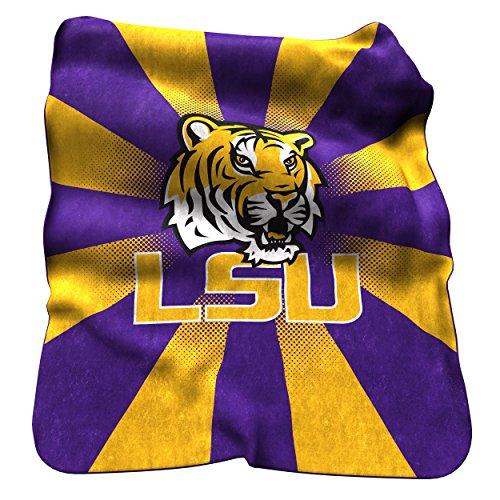 UPC 806293162261, NCAA LSU Tigers Raschel Throw Blanket