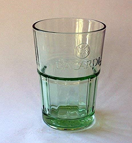 BACARDI-lot de 3 verres et pilon