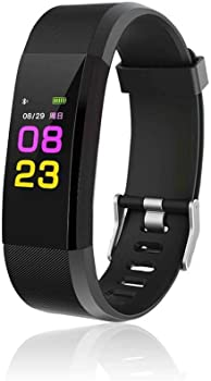 Kikole Smart Wristband with Heart Rate Monitor