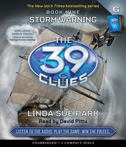 39 clues audio - 3