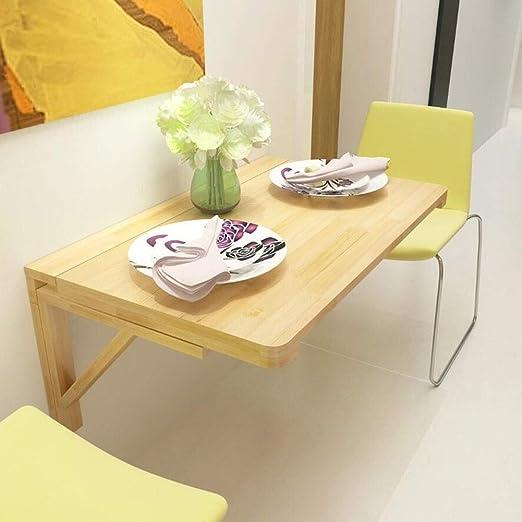 Mesas Diseño Plegable De Madera Cocina Comedor Mesa De Hoja ...