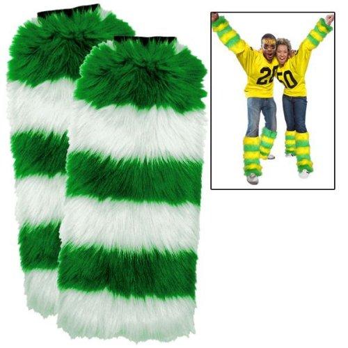 leg-warmers-2-pack-green-white