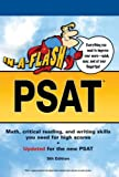 In-a-Flash PSAT, 5E, Peterson's Guides Staff and Peterson's, 0768914167