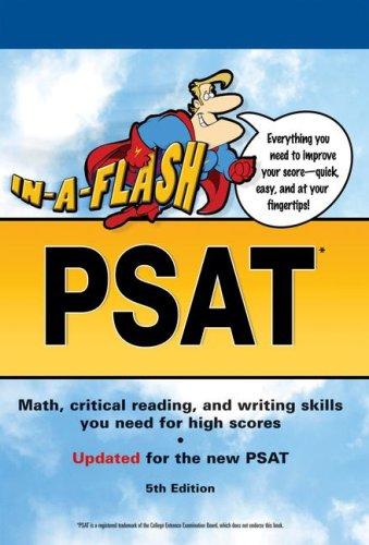 In-a-Flash PSAT, 5E ()