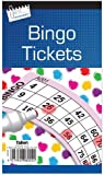 Jumbo Bingo Book / Pad 480 Tickets. 6 to View Buy 1 Get 1 FREE (Big, bold, easy to read numbers)