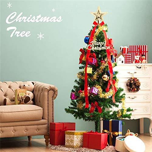 クリスマスツリー セット 【高さ150cm】 LED電球52個 コード長さ約6.5m LEDイルミネーション オーナメント付き 『カーニバル』 生活用品 インテリア 雑貨 その他の生活雑貨 14067381 [並行輸入品] B07P57CSFQ