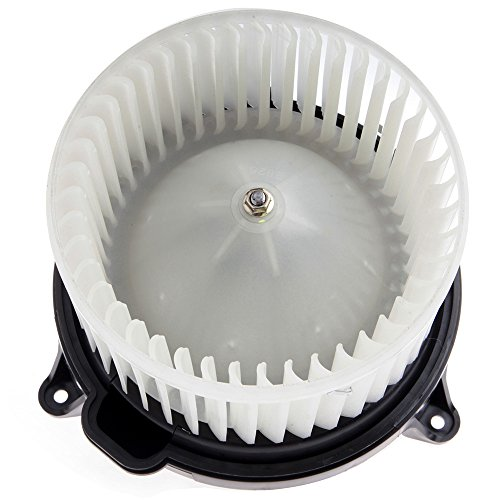 Nissan Xterra Air Conditioning - OCPTY A/C Heater Blower Motor ABS w/Fan Cage Air Conditioning HVAC Replacement fit for 2005-2015 Nissan Frontier/2005-2012 Nissan Pathfinder/2005-2015 Nissan Xterra