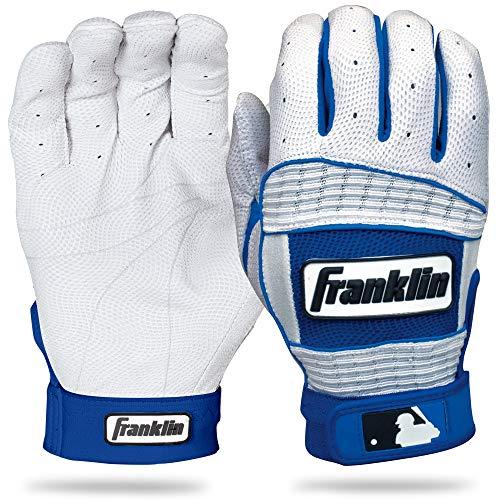 Gray Batting Gloves - 6