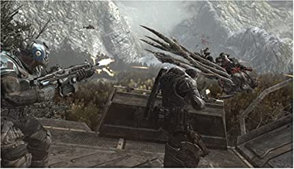 Amazon com: Gears of War 2 Limited Edition -Xbox 360: Gears