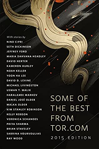 book cover of Some of the Best from Tor.com: 2015