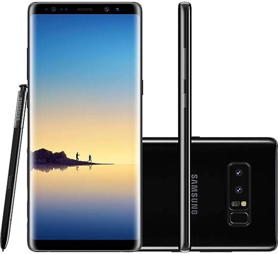 Sm-n9500 Sim midnight Warranty Dual Samsung Cdma 128gb Black 6 International No Unlocked 3