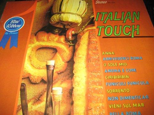 Italian Touch: Blue Ribbon Gondoliers