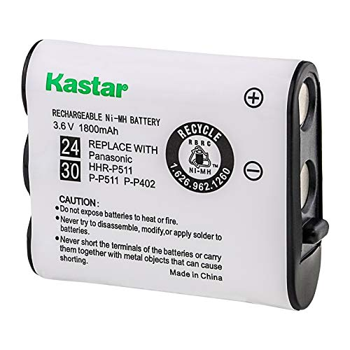 Bateria compatible Panasonic hhr-p402