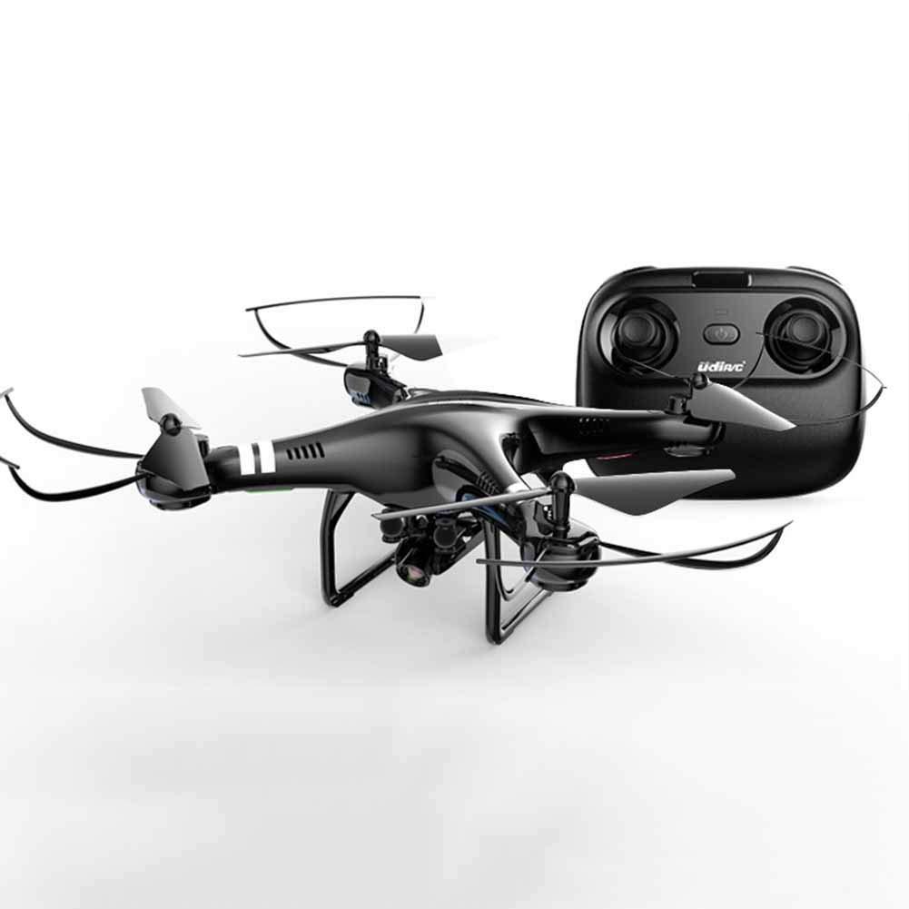 Drohne mit FPV HD WiFi-Kamera Live-Video und GPS-Funktion für den Heimstart RC Quadcopter für Anfänger Kinder Erwachsene mit Höhenstand, Headless-Modus und One Key-Start/Landung