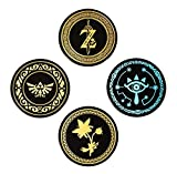 Paladone The Legend of Zelda Metal Drink Coasters