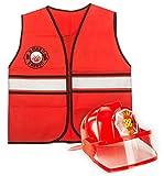 Tigerdoe Fireman Costume - Construction Costume