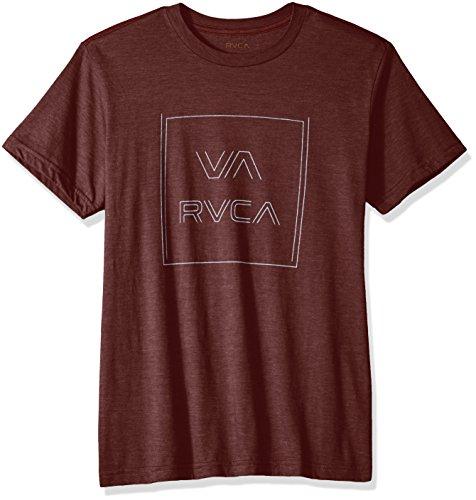 RVCA Mens Pinner All The Way Short Sleeve T-Shirt