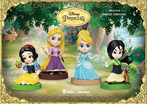 516dsPL7KzL Beast Kingdom Disney Princess: Cinderella MEA-016 Mini Egg Attack Figure, Multicolor